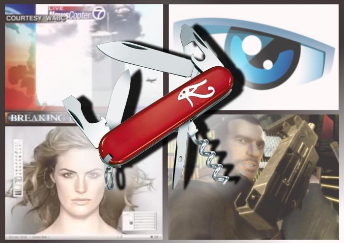 Couteau suisse du discernement visuel